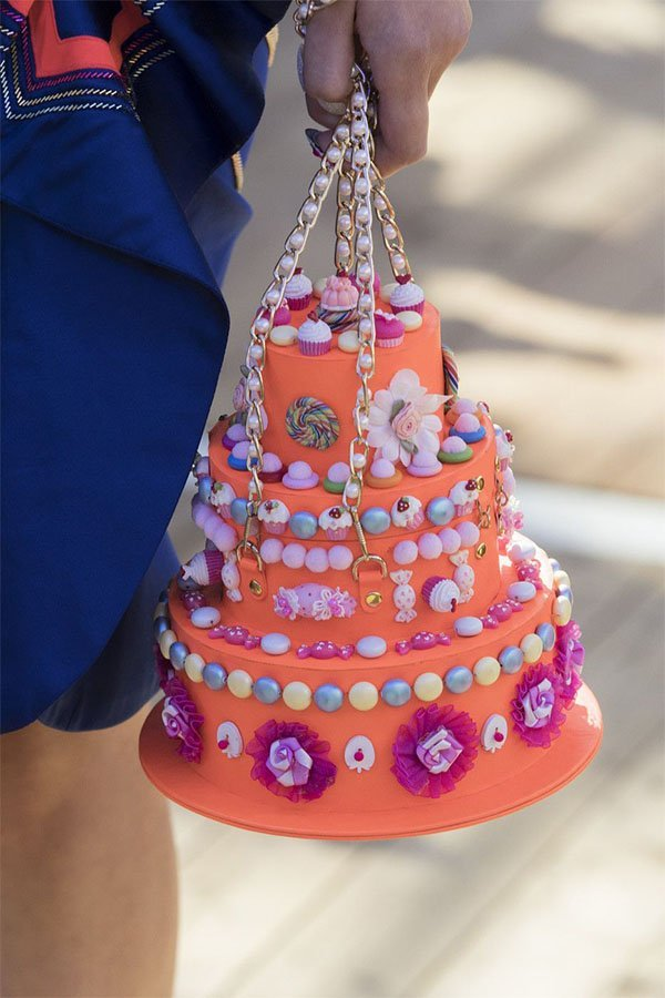 Manish Arora, cake bag pearl