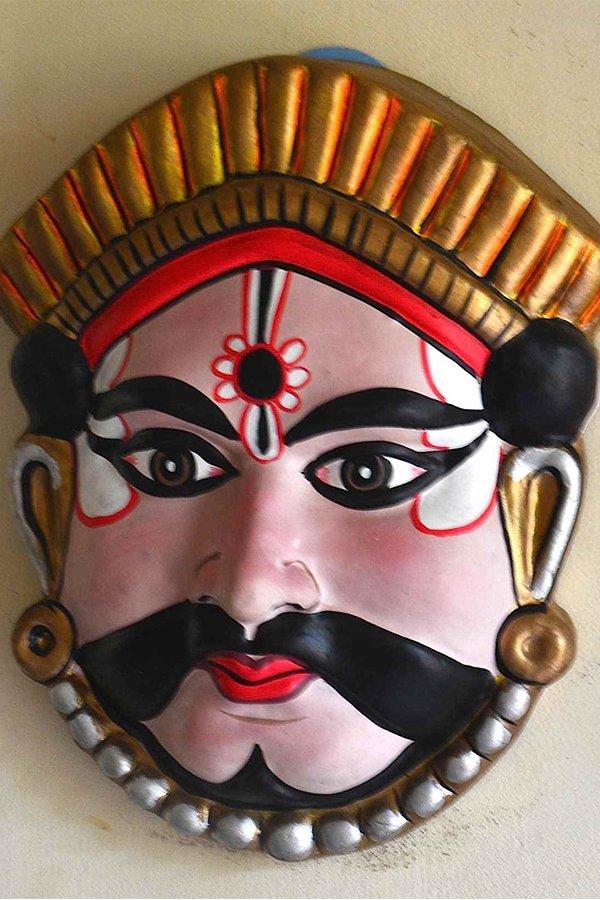 Maschera India