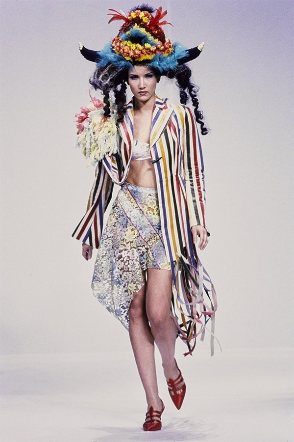 Met 2019, camp, John Galliano spring 1993