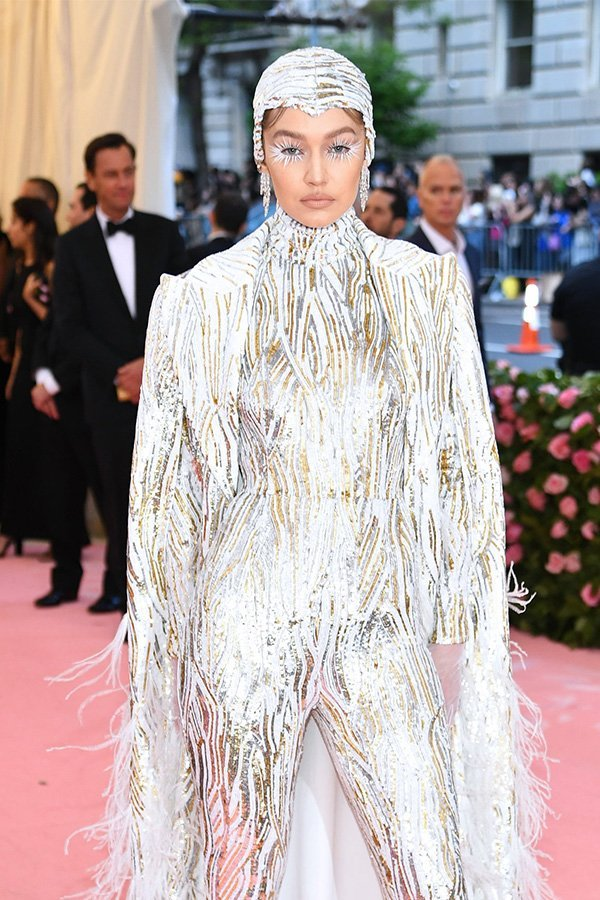 Met Gala 2019, camp, Gigi Hadid in Michael Kors
