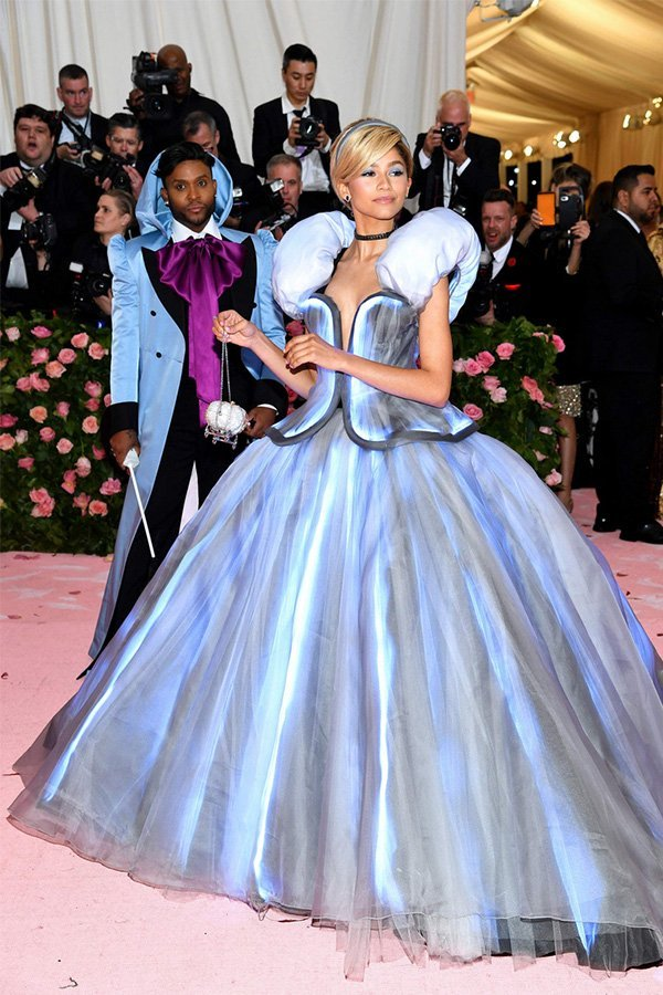 Met Gala 2019, camp, Zendaya in Tommy Hilfiger