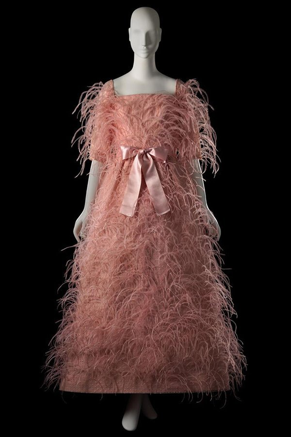 Mostra Met 2019, camp, Balenciaga fall-winter 1965-1966