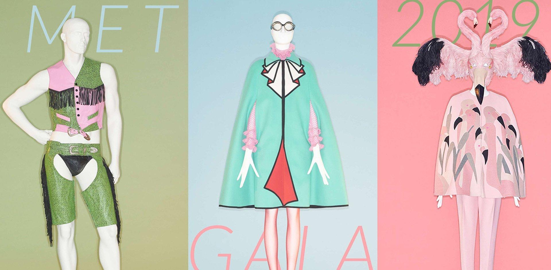 Mostra Met Gala 2019, camp