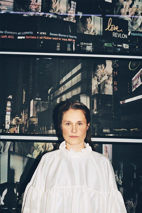 Stilista emergente Copenhagen, Cecilie Bahnsen
