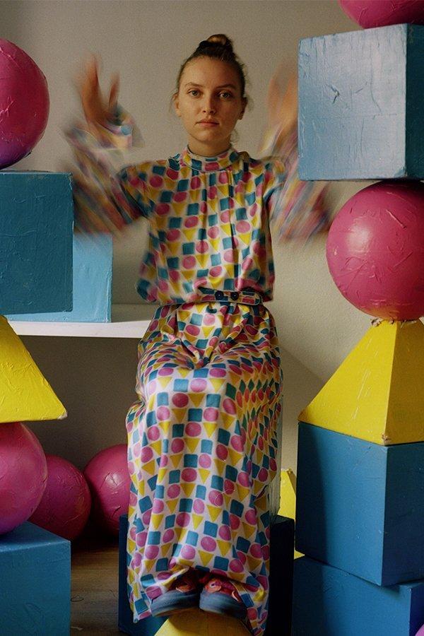 Stilista emergente Copenhagen, Emilie Helmstedt