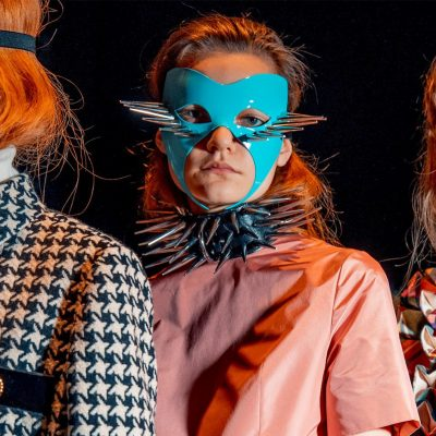 storia della maschera nella moda, Gucci, maison margiela,