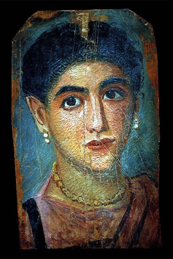 Storia delle perle, Antica Roma perle