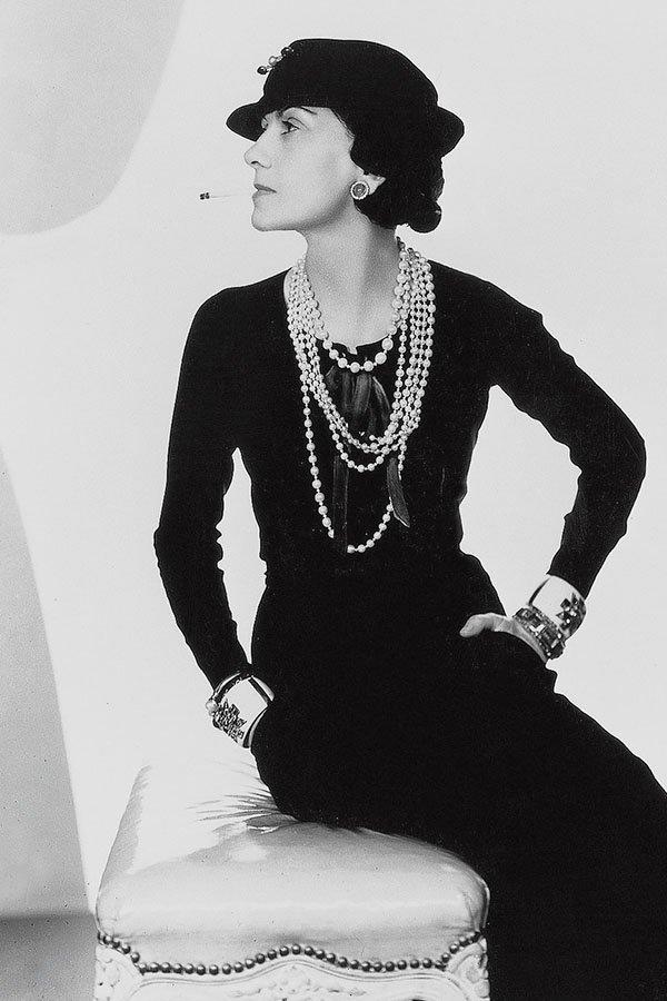 Storia delle perle, Coco Chanel