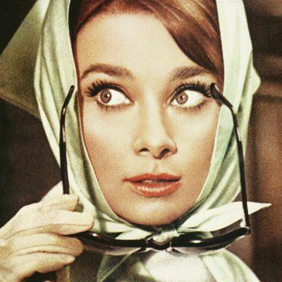Babushka / Audrey Hepburn