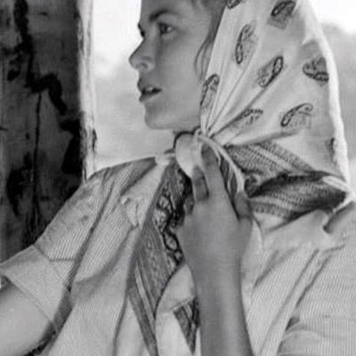 Grace Kelly / foulard