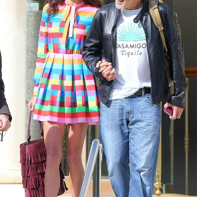 #rainbow power, Amal Clooney, George Clooney