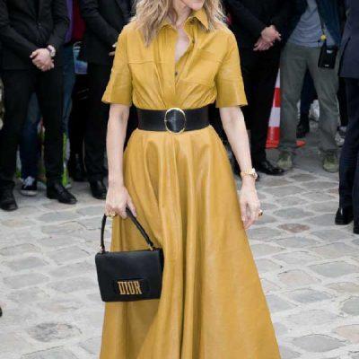 Celine Dion / Dior