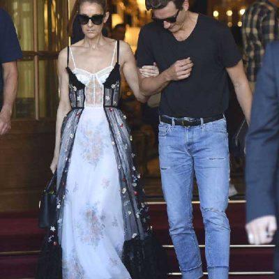 Celine Dion / Alexander McQueen
