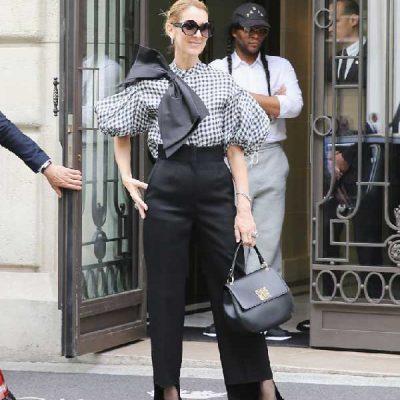 Celine Dion / Streetstyle