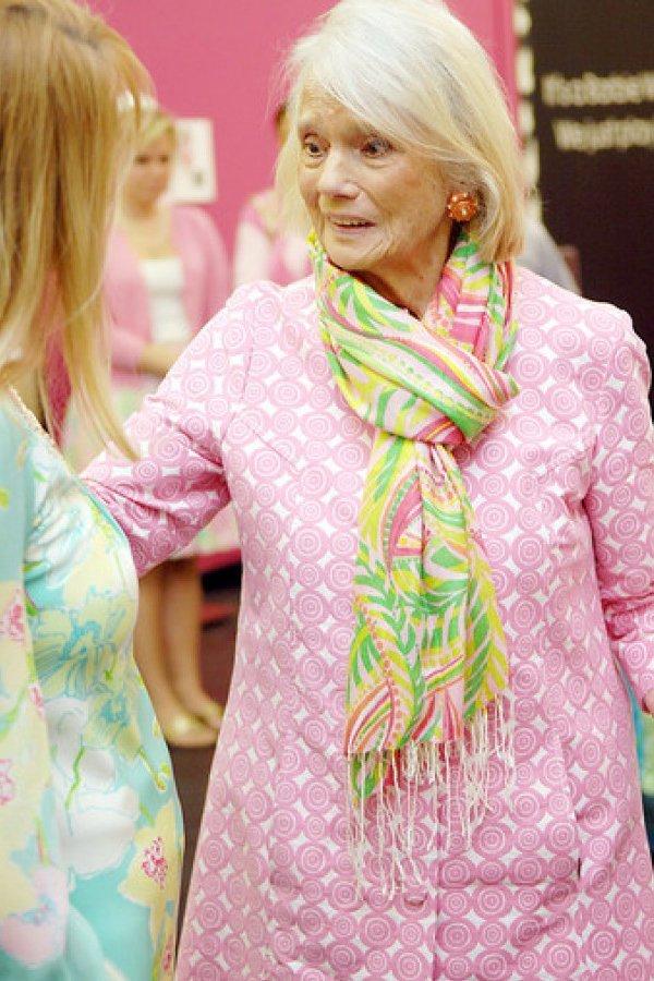 moda anni 60, Lilly pulitzer, preppy, tessuti floreali,