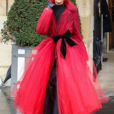 Celine Dion / Oscar de la Renta