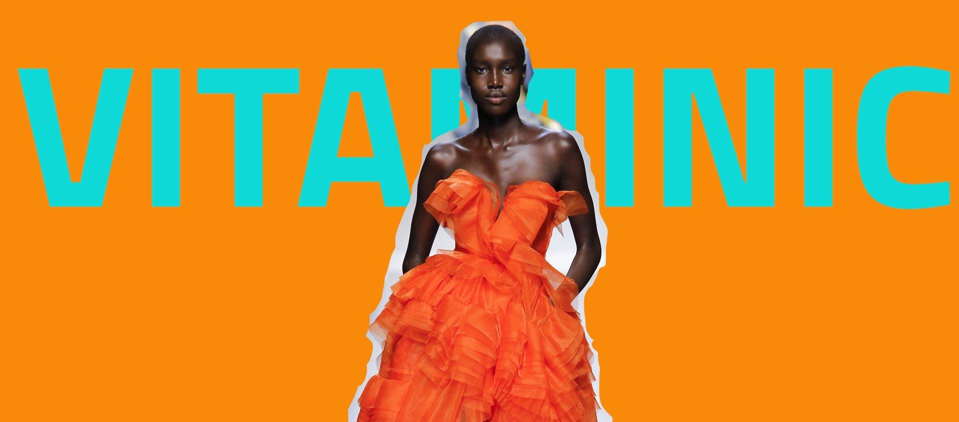 trend arancione, 2019, estate, colori tendenza,