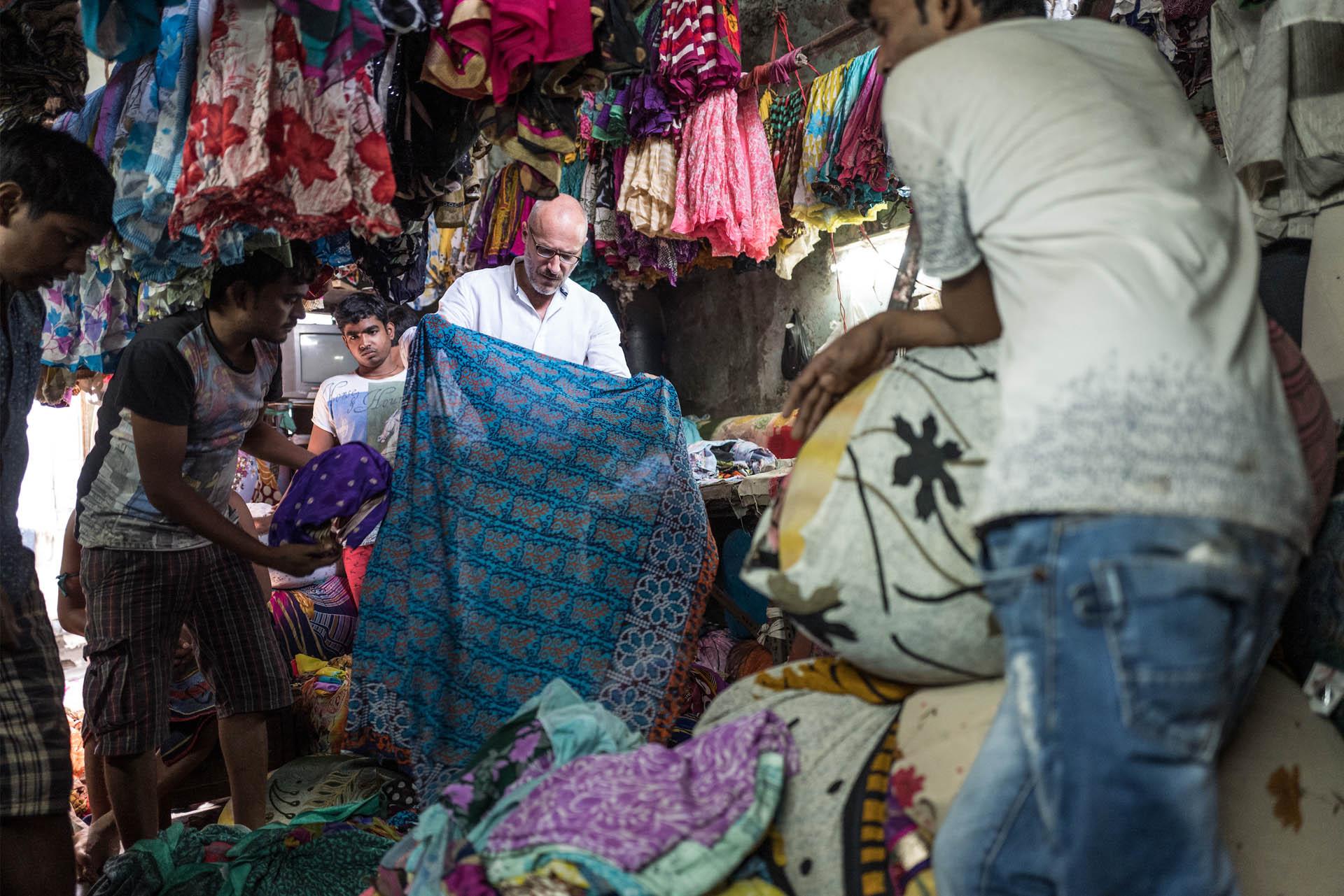 i was a sari, india, sari indiano, progetto etico, moda etica, Stefano Funari,