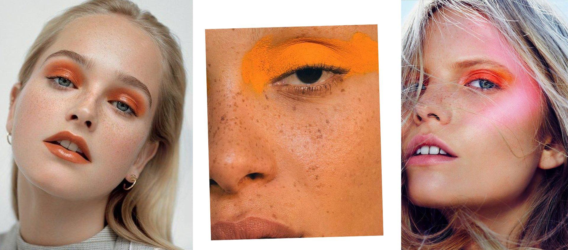 trend arancione, colori tendenza, estate 2019, arancio,
