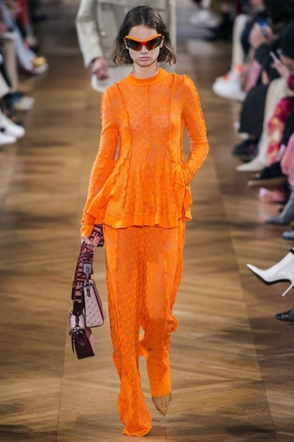 spring summer 19, arancione, trend, colore tendenza, estate 2019,