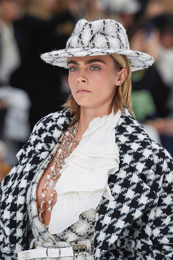 Perlage, Chanel, Autunno Inverno 2019