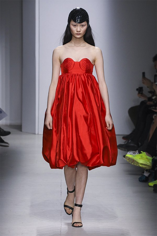 Annakiki, FW20, Milan, dress