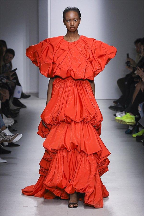 Annakiki, FW20, long dress
