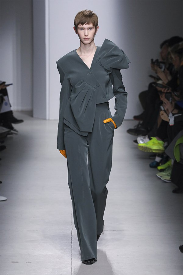 Annakiki, tailleur, FW20, Milan