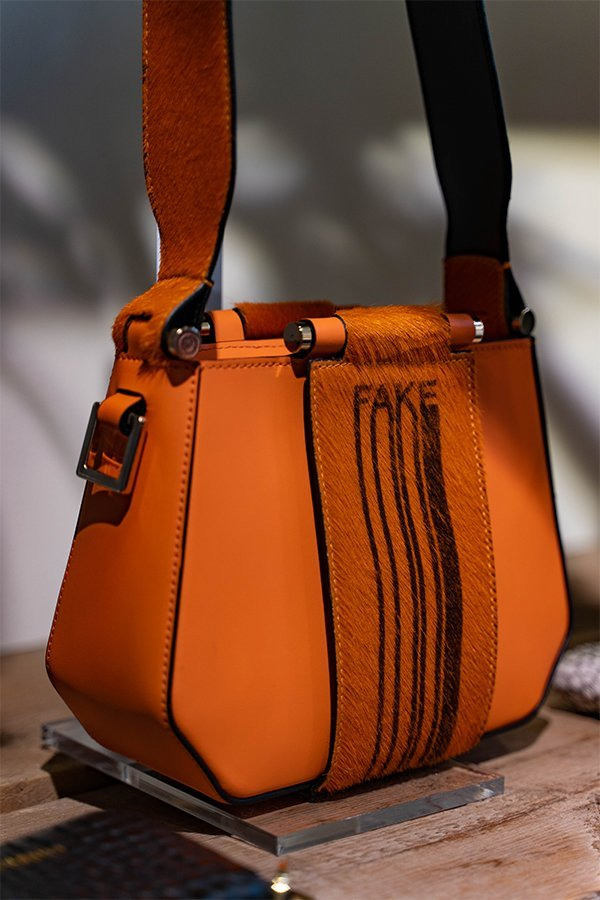 Yosono, fake bag, AW20, FW