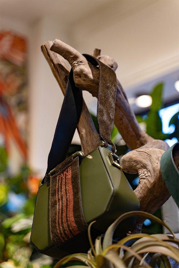 Yosono, fake bag, AW20, MFW