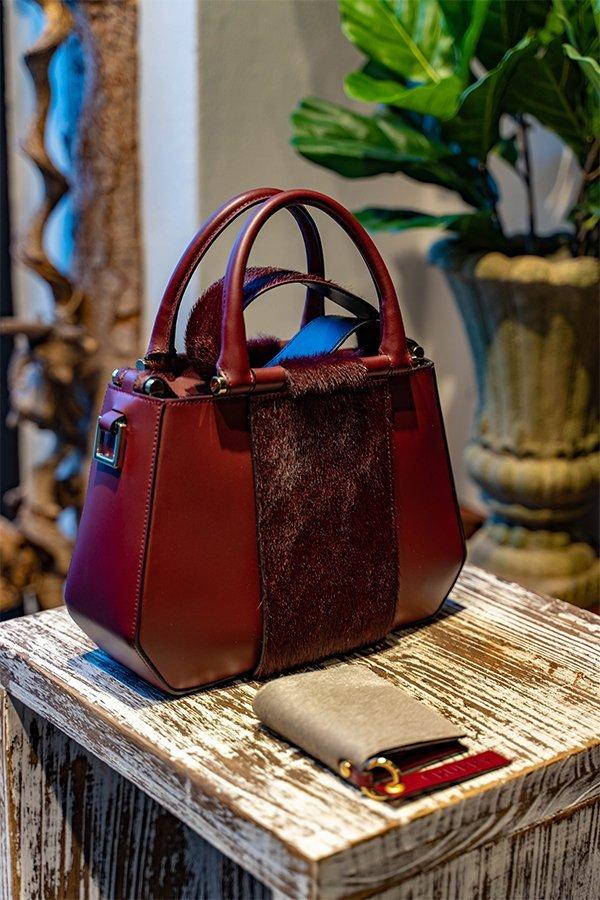 Yosono, fake bag, FW